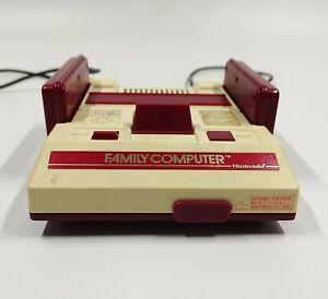 Nintendo Famicom Video Game Console NTSC-J JAPANESE TESTED