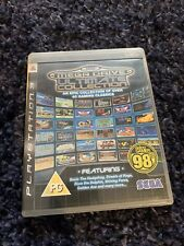 Boxed with Instructions Sega Mega Drive Ultimate Collection PS3 PlayStation 3
