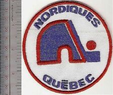 World Hockey Association WHA Canada Quebec Nordiques Ice Hokey Team 1972 to 1979
