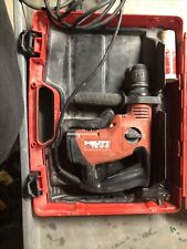 Hilti Te 6 S Rotary Hammer Drill With Case