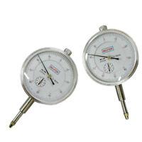 Lecture 0.01mm Comparateur Mécanique Dial Test Précision Professionnelle 0-10mm