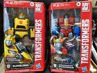 Transformers R.E.D. RED Coronation Starscream Bumblebee Robot Enhanced Design