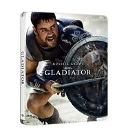 Gladiator Limited Edition Steelbook 4K UHD + 2 Blu Ray