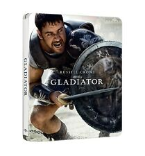 Gladiator Limited Edition Steelbook 4K UHD + 2 Blu Ray