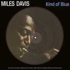 Miles Davis Kind of Blue 2017 Reissue Vinyl LP Picture Disc