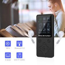 Portable Bluetooth Mp3 Player Mp4 Sport Music Speakers Media Fm Radio Recorder