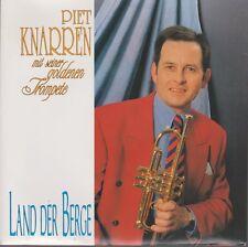 """7"""" Piet Knarren und seine goldene Trompete Land der Berge / Mein Lied für Louisa"""