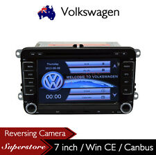 "7"" Car DVD GPS Navigation Stereo For VW EOS TRANSPORTER TOURAN CADDY BORA"