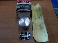 NOS Wiseco Piston O/S 0.60 Suzuki RM100 Part # 402P6