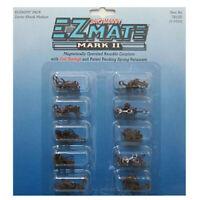 Bachmann 78125 E-Z Mate Mark II Center Shank Medium Pack (25 pair) HO Scale