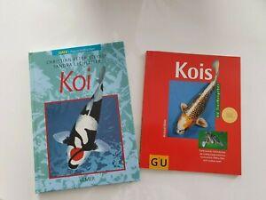 Biete hier 2 Koi Bücher zum Kauf an