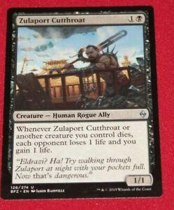 Magic The Gathering Zulaport Cutthroat Battle for Zendikar Used