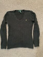Polo Ralph Lauren Womens Cable Knit. Size S/10