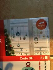 Christmas Window Stickers by Nouvelle Images
