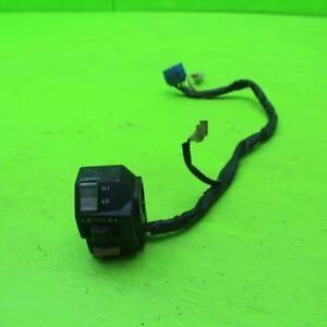 YAMAHA FZ750 OEM LEFT CLIP ON HANDLE HORN SIGNALS SWITCH SWITCHES MY8