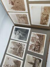 Lot 2 Albums Photos Première Guerre Mondiale