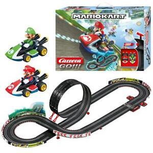 Carrera GO Mario Kart Rennbahn Set 1:43 ! Neu & Ovp!!