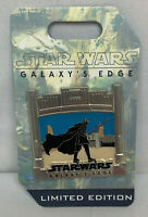 Disney Parks Star Wars Galaxy's Edge Kylo Ren Limited Edition Trading Pin NWT
