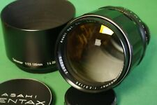 Pentax Super Takumar 135mm f/2.5 portrait telephoto lens Full Frame