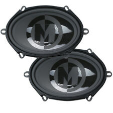 """Memphis Audio 15-PRX570C 5"""" x 7"""" Power Reference 2-Way Component Speakers"""