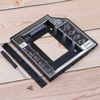 IDE to SATA 3.0 12.7mm 2nd HDD caddy for 2.5''SSD hard drive case enclosure ML