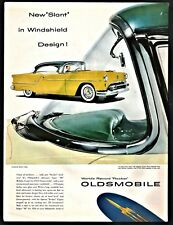 1954 OLDSMOBILE Super 88 Holiday Coupe Vintage Car AD