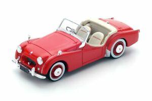Triumph TR2 (1953) Resin Model Car