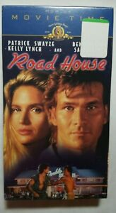 Road House (VHS, 1997, Movie Time), NEW, SEALED