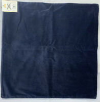 Pottery Barn, Velvet Linen, Pillow Cover, 20x20,Twilight Blue, Free Shipping