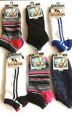 12 Pack Mens  Trainer Socks Trainer Boot Ankle Footwear MEGA MIX 6-11