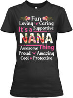 Its A Nana Thing !! Gildan Women's Tee T-Shirt
