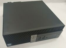DELL OPTIPLEX 5040 INTEL i5-6600 3.3GHz 8GB RAM 256GB SSD WIN10 DESKTOP COMPUTER