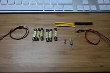 Harman Kardon 730 Lamp Kit Replaces Stereo,Meter, Dial & Power Lamps lights