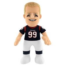 "Bleacher Creatures – NFL Houston Texans J.J. Watt 10"" Plush Figure"