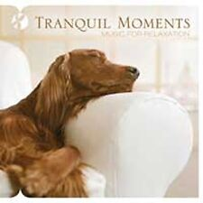 Tranquil Moments for Relaxation by K. Fedeux Audio CD - Peace Comfort Home