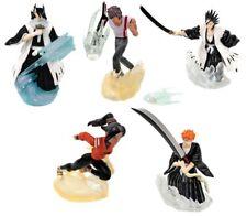 Bleach Series 4 Action Pose Set of 5 Figures PVC Figures