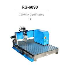 Desktop 3 Axis CNC Router Engraver Milling Machine RS-6090