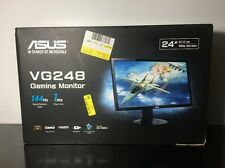"NEW ASUS VG VG248QE 24"" Widescreen LED LCD Monitor, built-in Speakers"