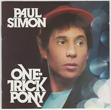 One-Trick Pony - Paul Simon ( Europe:256 846 US:3472-2 )