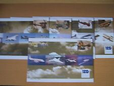 LIBERIA,100 YEARS OF FLIGHT./AIRCRAFT/AVIATION,5 DIFFERENT,FDC COVERS,EXCELLENT.