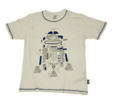 Star Wars Boys R2-D2 Character Crew Neck T-Shirts, Tops & Shirts for Boys