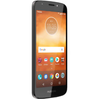 USED Motorola Moto E5 XT-1921-1 Play 16GB GRAY 4G LTE T-Mobile MetroPCS phone