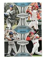 2019 Topps Series 1 Greatness Returns You Pick/Choose Card from List