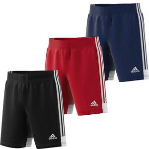 Boys Adidas Tastigo 19 Shorts Junior Climalite Soccer Shorts NEW
