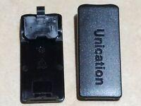 1 UNICATION G4/5 Spring Loaded Belt Clip (Black) - BRAND NEW