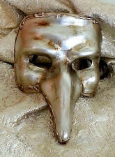 ITALIAN MADE, Mens Masquerade Mask Large Nose - OVERNIGHT metro Aust - Cyrano