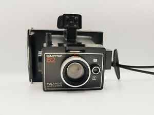 Vintage Polaroid Land Camera Colorpack 82 Instant Photo Photography