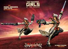Raging Heroes Ivanka Kurganova (Snow Version) - Warhammer 40k Character