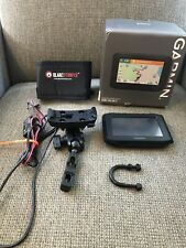 "New ListingGarmin zumo 396 Lmt-S Motorcycle Navigator W/4.3"" Screen & Wi-Fi Updating Used"
