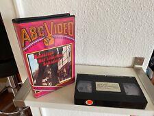 Halleluja Der Tödliche Schatten, VHS, Sehr seltens ABC Video Pink, Italowestern